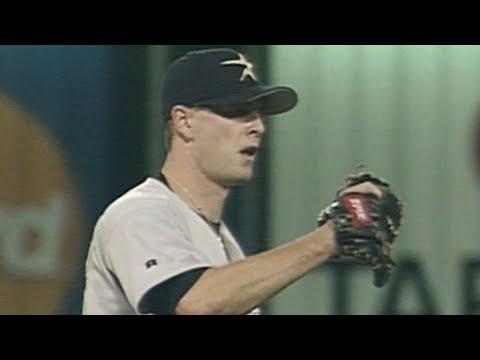 Astros get 100th win of the 1998 season