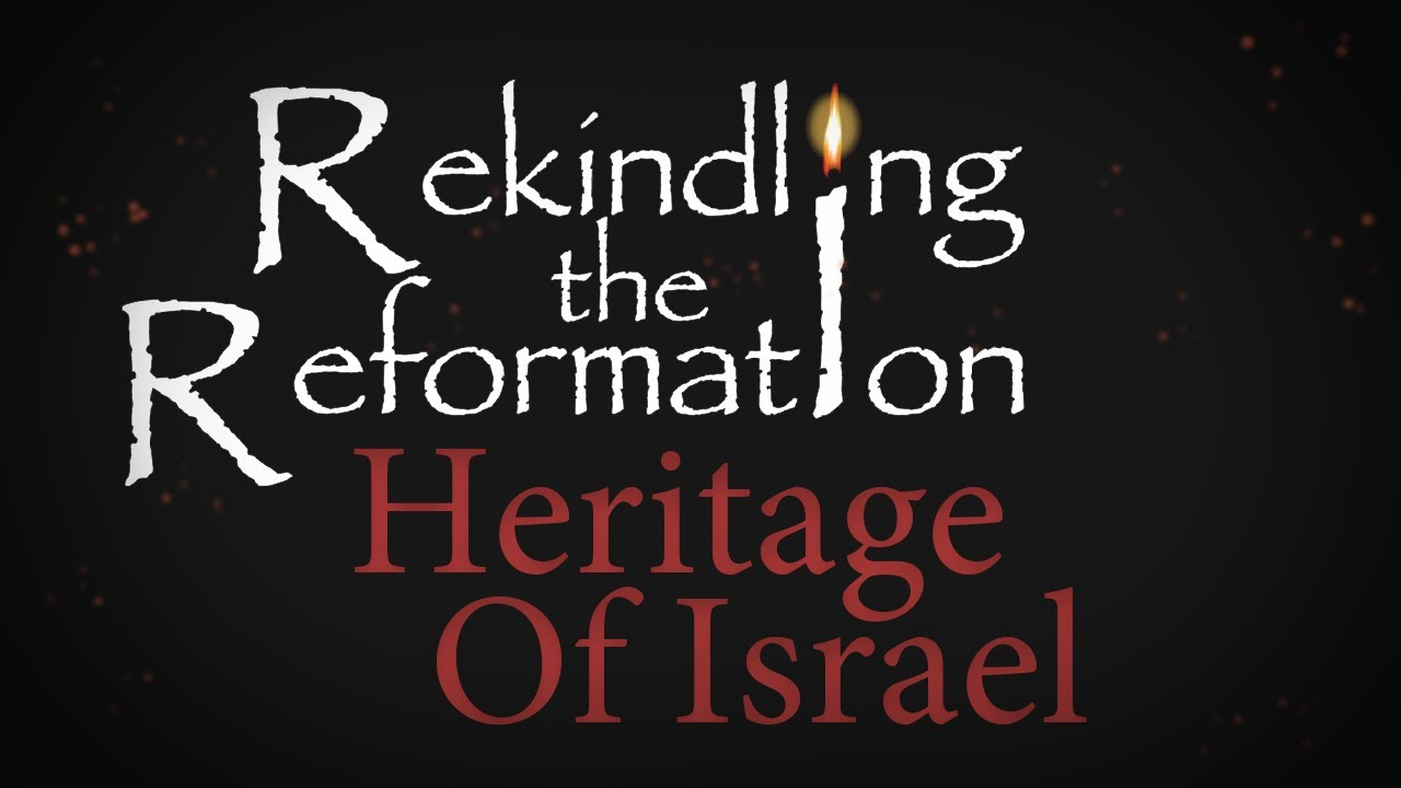 937 - Heritage Of Israel / Rekindling the Reformation - Walter Veith