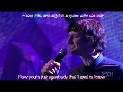 Gotye  Somebody That I Used To Know Lyrics