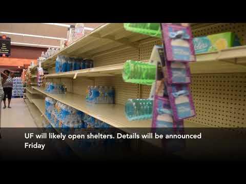 Gainesville prepares for Hurricane Irma