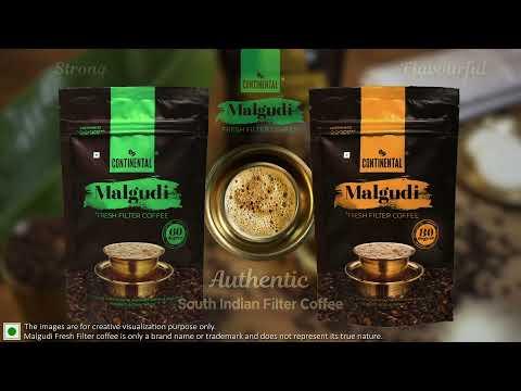 Continental Malgudi - Authentic Filter Coffee