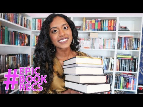 BOOKS WITH MUSIC! 🎶🎶🎶 Ft. Thisstoryaintover | #EpicBooksRecs
