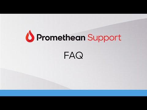 Promethean Whiteboard Canvas
