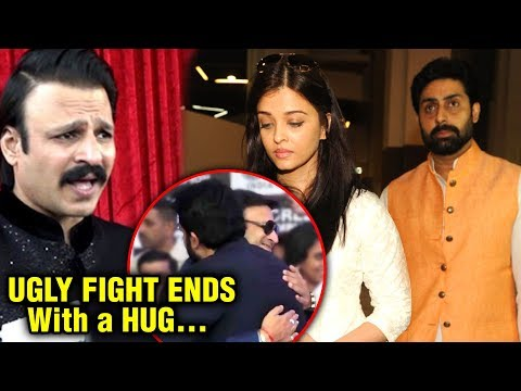 Vivek Oberoi And Abhishek Bachchan END FIGHT | FULL CONTROVERSY Mp3
