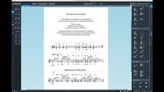 Armonía no funcional (I)