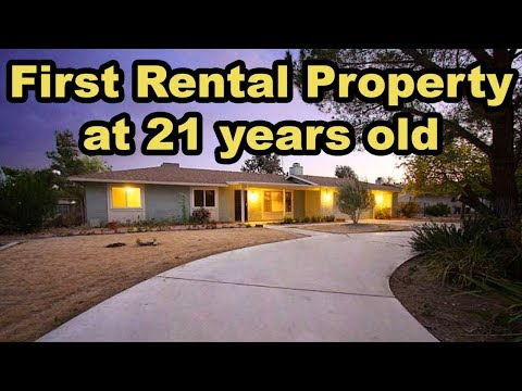 How I bought my first rental property at 21 years old