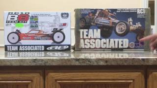 Team Associated 1986 RC10 vs Team Associated 2016 RC10 B6 Comparison!!!