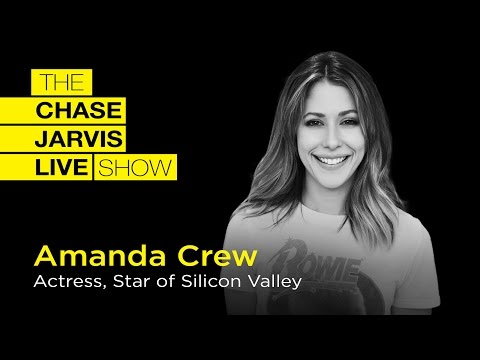 Conquer Fear & SelfDoubt with Amanda Crew  Chase Jarvis LIVE