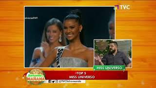 Expertos hablan sobre el Miss Universo 2018