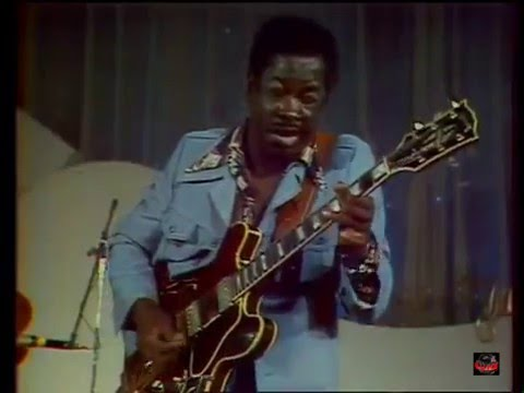 1975 - Ken Saydak with Mighty Joe Young (Live video)