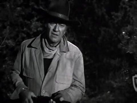 Cahill U.S. Marshall - Trailer