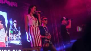 Ngọn nến trước gió live - LK,JustaTee,Emily,Andree Bước ra ánh sáng show