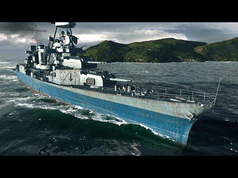 World of Warships - Close Call Killer