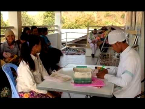Cambodia: New and renovated health centers serve thousands