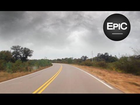 Ruta Provincial 4 - Santiago del Estero, Argentina (HD)