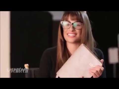 Lea Michele acappella compilation