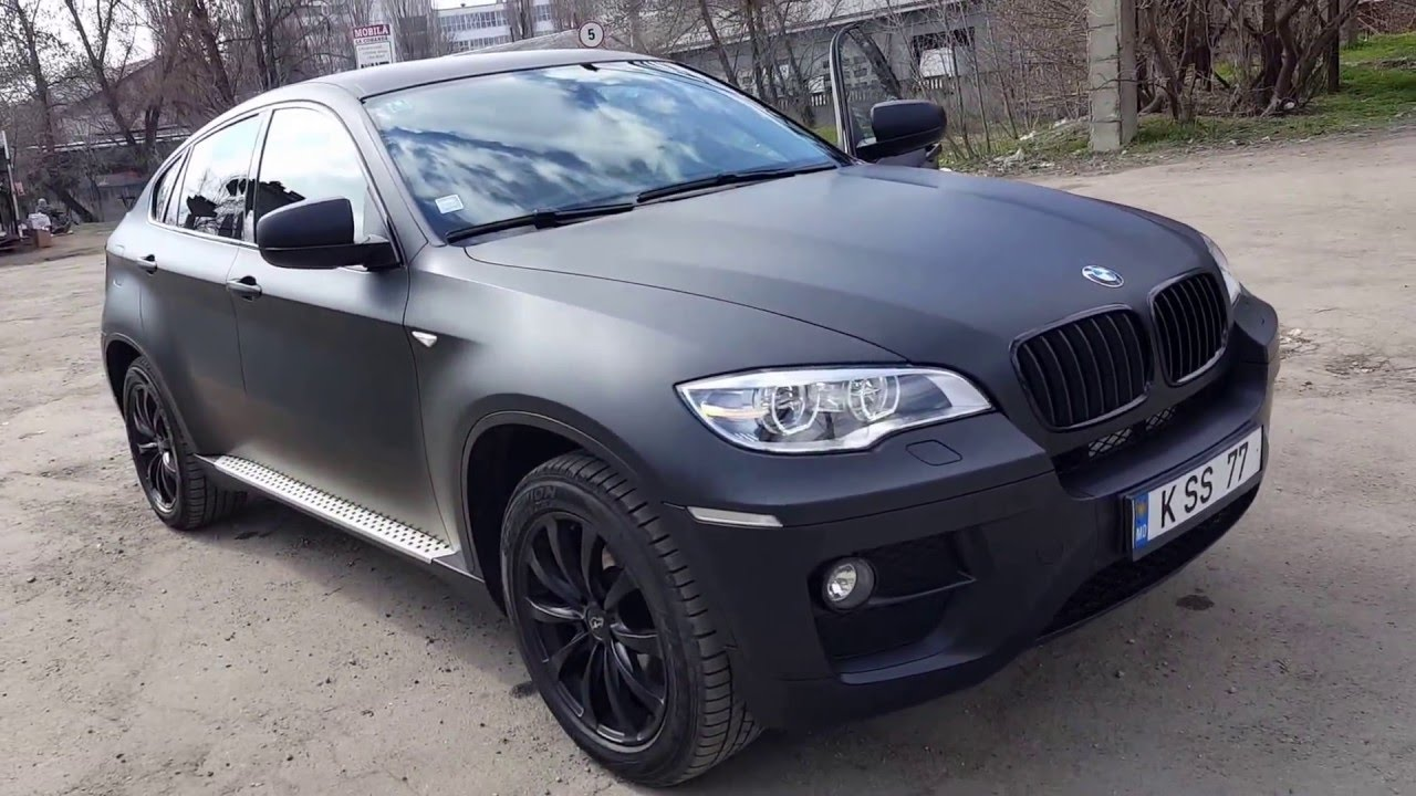 Bmw X6 Mat All About Car