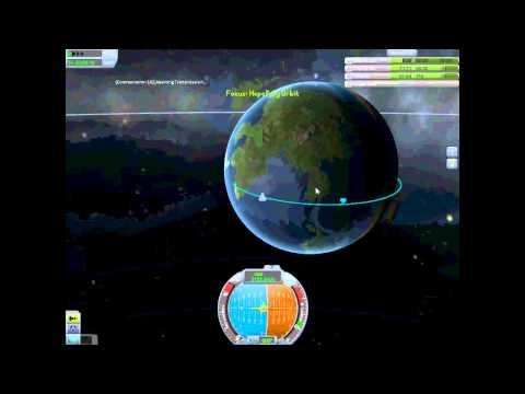 Ksp Career mode 2 (Sub orbital flight)