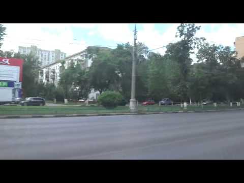 Москва, маршрутка 538