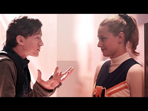 betty cooper + peter parker | that's so us