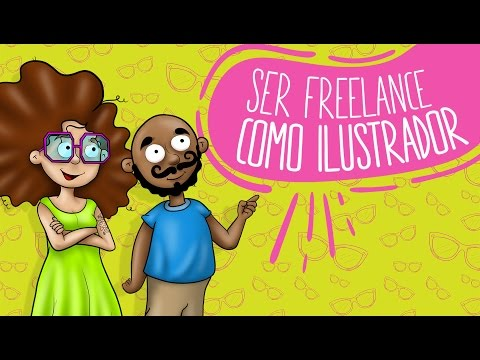 ¿Sabes como ser Freelance con tus ilustraciones?