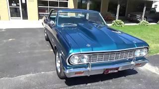 RossCustomsMI.com - SOLD SOLD  - 1964 Chevrolet Chevelle Malibu SS 396 - 6 speed - $32,900