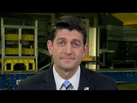 Speaker Ryan on Comey dismissal, health care and tax reform