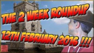 The 2 Week Roundup - 12th February 2016 ! - njenkin Gaming Reviews