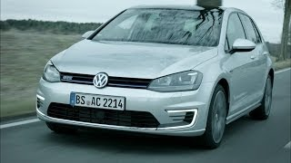 NEW Volkswagen Golf GTE - Official Trailer