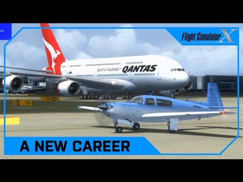 Drawyah Plays FSX - A New Career Episode 1