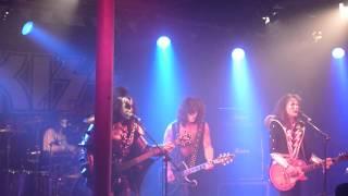 KISS Forever Band Back to the Stone Age Halloween Tour 2012 31.Oktober 2012 Freising Lindenkeller