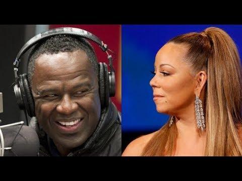 Brian Mcknight says that Regine Velasquez is BETTER than Mariah Carey
