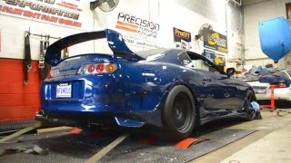 TX2K16 NFAMOUS 1400HP Supra Preparation - Dyno | Anti-Lag |