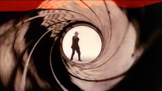 Top 22 James Bond gunbarrels