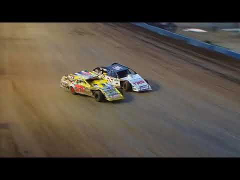 DIRTcar Summer Nationals Modifieds Terre Haute Action Track June 29th, 2018 | HIGHLIGHTS