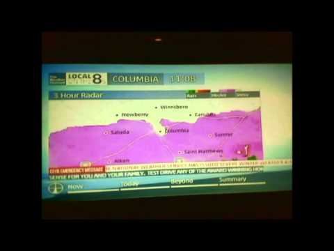 WINTER STORM PAX Local on the 8s- Columbia, South Carolina