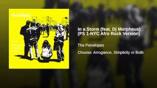 In a Storm (feat. Dj Morpheus) (PS 1-NYC Afro Rock Version)