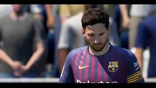 FIFA 19 | Real Madrid VS Barcelona  La liga Gameplay