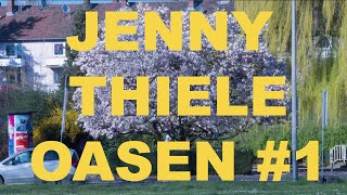 Jenny Thiele OASEN #1 Mann aus Papier