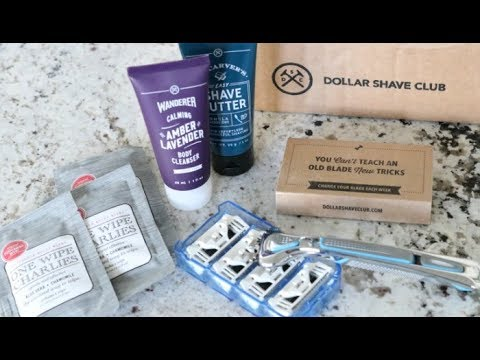 Try Dollar Shave Club For Only $5!