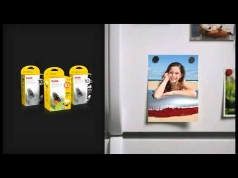 Kodak Quality Pigmented Inks and Photo Papers