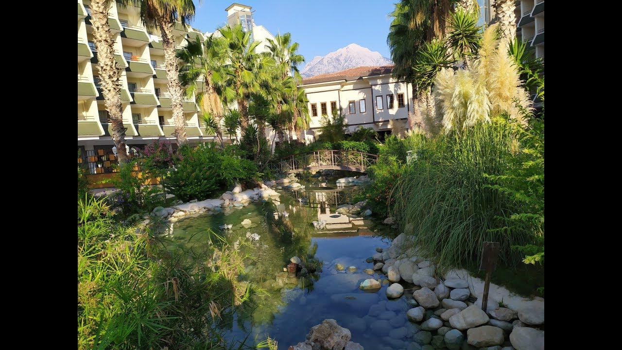 Queen's Park Tekirova Resort & Spa, Turkey - YouTube