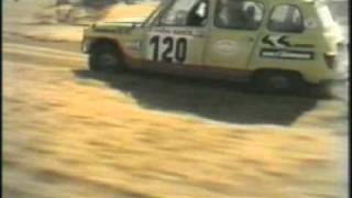 Renault 4 alla Parigi Dakar - R4 4L Paris-Dakar part.1
