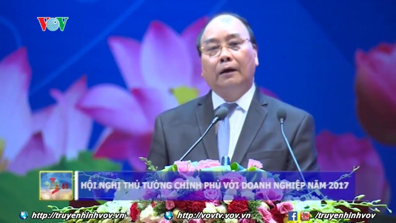 Hội nghị Thủ tướng Chính phủ đồng hành cùng doanh nghiệp