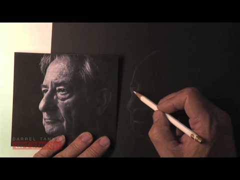 draw-a-realistic-portrait-with-white-pencils-on-black-paper-(white-on-black-#1)