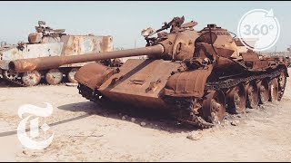 On a Kuwaiti Island, Relics of the Gulf War | Daily 360 VR