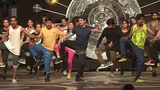 Akhil and Sai Dharam Tej performance in IIFA utsavam