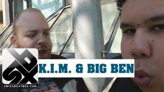 K.I.M. & Big Ben - Beatbox Dubstep Attack - For Beatbox Festival Maurepas