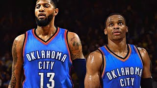"Paul George x Russell Westbrook- ""DNA"" (Thunder Hype)"