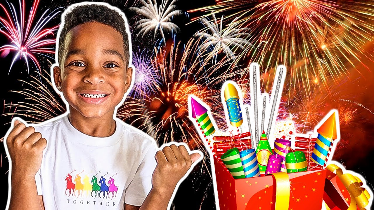 4th of July Fireworks Family Fun Celebration with DJ's Clubhouse!!!!